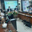 نشست خبری مدیرکل بیمه سلامت استان برگزار شد