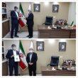 تقدیراز گروه جهادگران نور توسط مدیرکل آموزش پرورش استان خوزستان