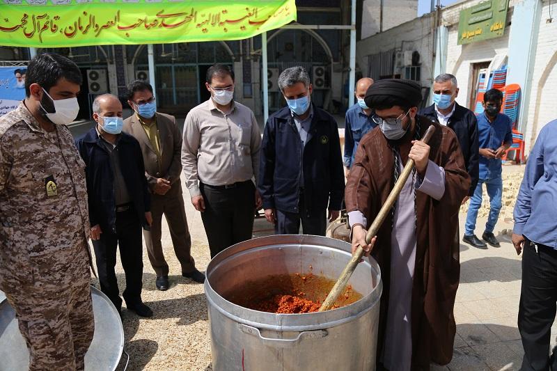آغاز مرحله سوم پویش ایران همدل در خوزستان
